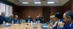 زيارة وفد من وزارة الدولة للإنتاج الحربي