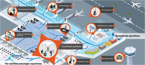 Airport IT systems services